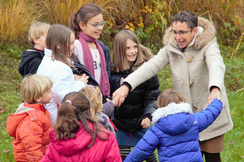 09 Ecole Notre dame de la bretauche- Les élèves