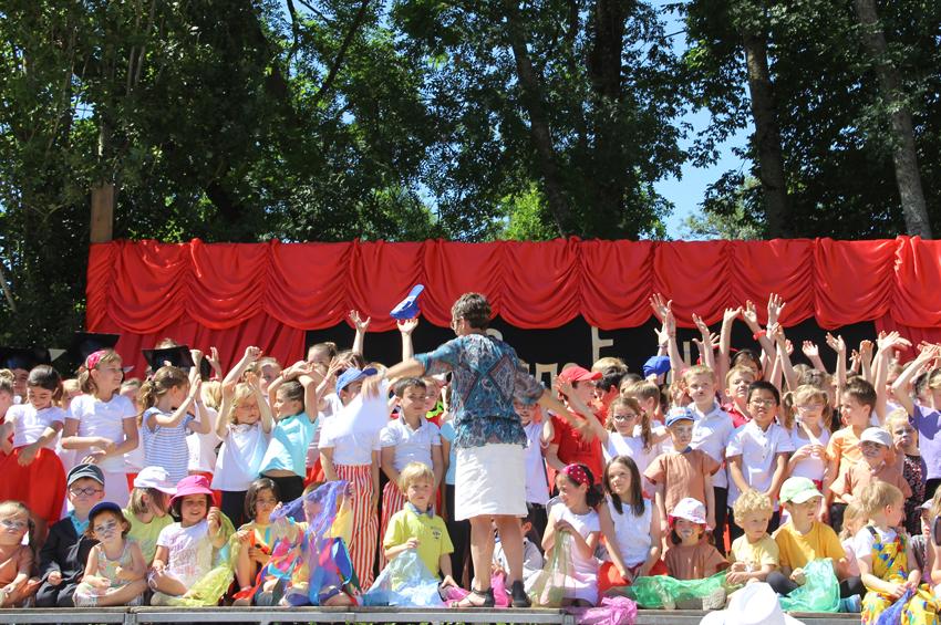 11 Ecole Notre dame de la bretauche-Kermesse