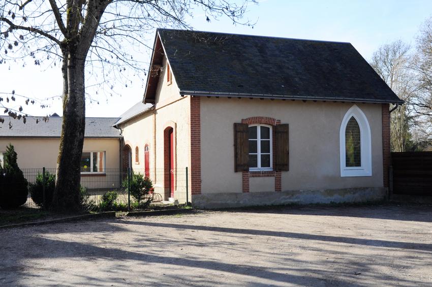 19 Ecole Notre dame de la bretauche -Chapelle