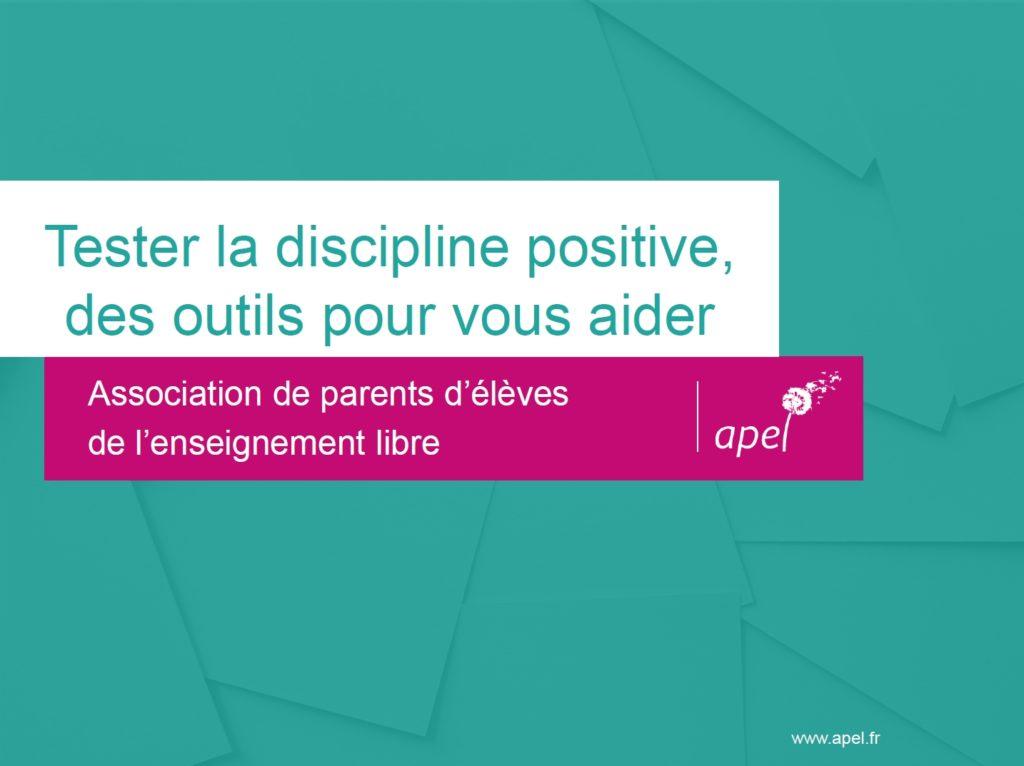 Tester Discipline positive