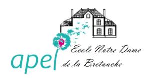 Nouveau logo APEL NDB